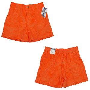 Vintage OP Men's Longrider Corduroy Beach Shorts